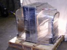 Crated for Shipment